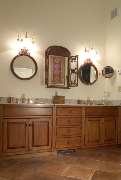 your bathroom and give it the wow factor mediterranean bathroom