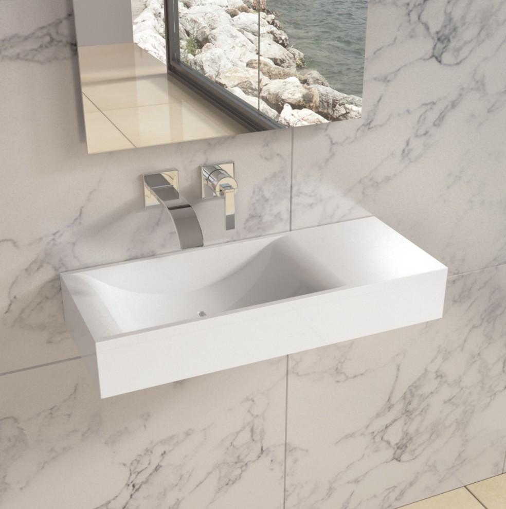 CW-102 (20 x 8) - Modern - Bathroom - Los Angeles - by ADM ...