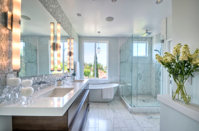 Cypress Avenue Contemporary Bathroom San Diego By