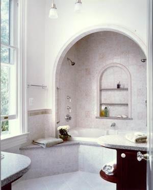 d traditional-bathroom