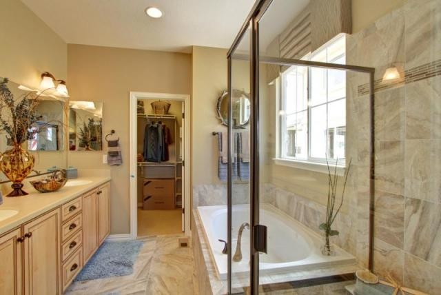 Perfect D.R. Horton Traditional Bathroom