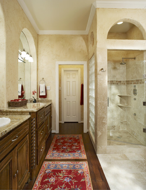 Dallas bathroom remodel traditional-bathroom