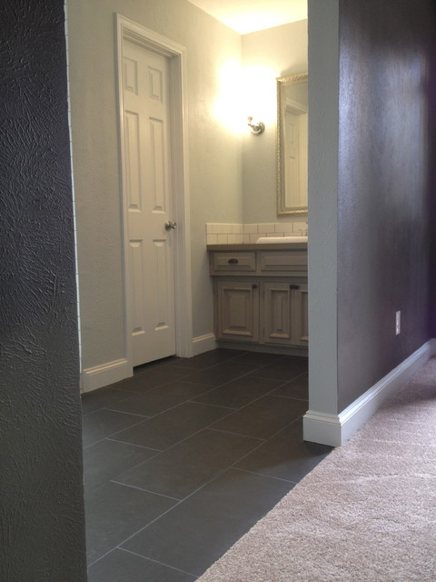 Dallas Bathroom modern-bathroom