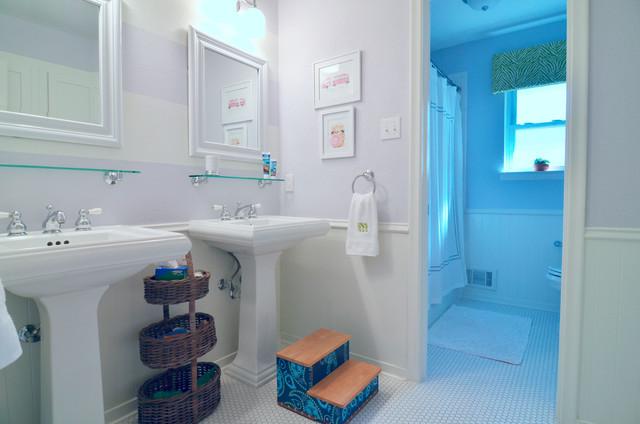 Dallas Tx Tyler Crispin Deneault Traditional Bathroom Dallas By Sarah Greenman