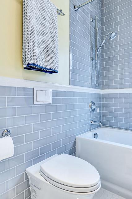 Dallas Vanderbilt Guest Bath Transitional Bathroom Dallas By Kitchen Design Concepts