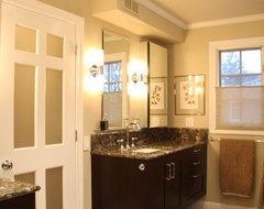 Danenberg Design Menlo Park Bathroom Remodels contemporary-bathroom