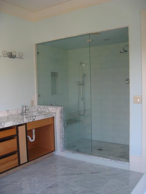 Daniel Island contemporary-bathroom