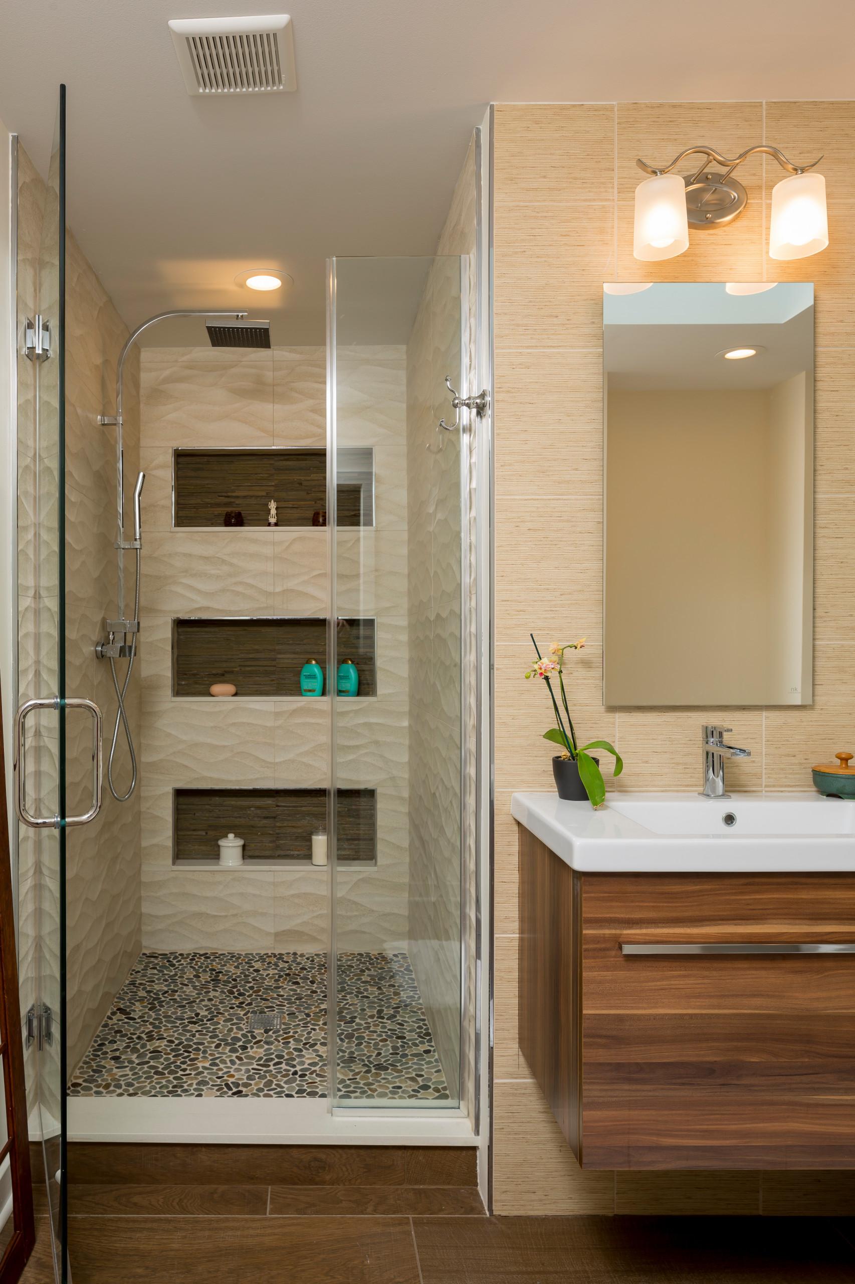 Danner's Zen Bathroom