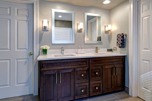 Dave Fox Bathrooms traditional-bathroom