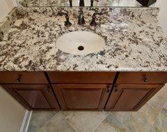 Davidsonville,MD Custom Country Estate traditional-bathroom