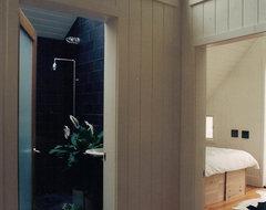 Davis Residence contemporary-bathroom