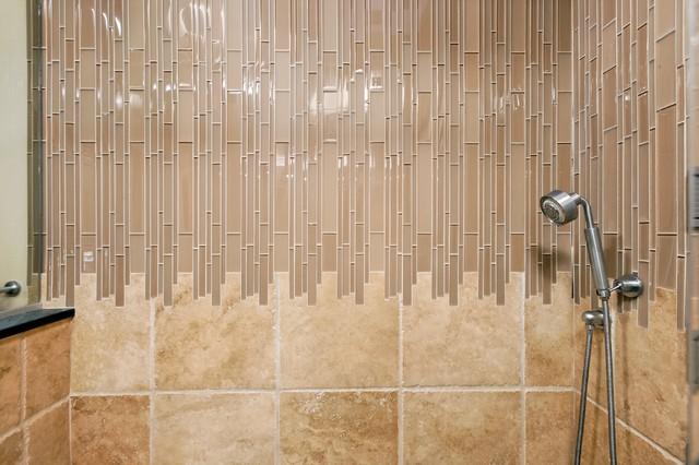 DC Master Bathroom Contemporary Metro