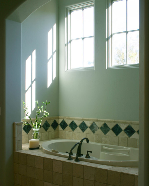 DC Ranch Lot 501 mediterranean-bathroom
