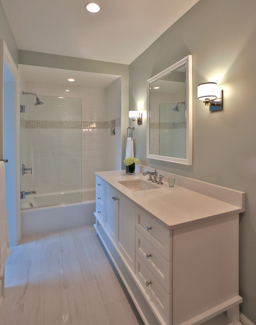 DC Residence traditional-bathroom