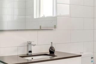 Deakin Home Renovation Modern Bathroom Canberra