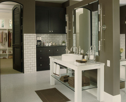 Browse Modern Bathroom Ideas