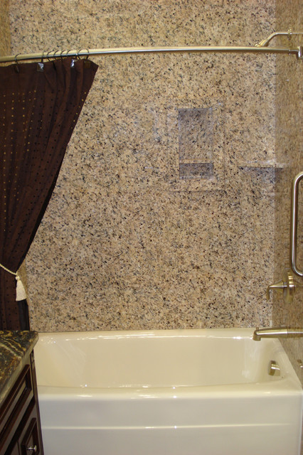 Interior Shower Tub Wall Panels