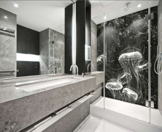 Decorative Wall Panels For Bathrooms