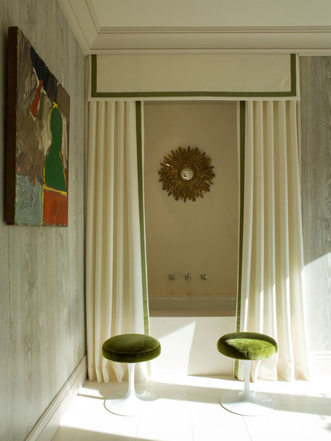 Decorator Showcase Houses Traditional Bathroom San
