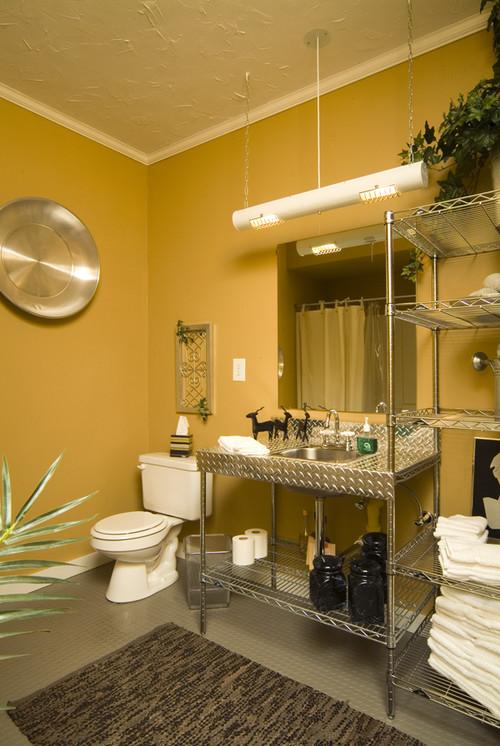 Del Mar Farms modern bathroom