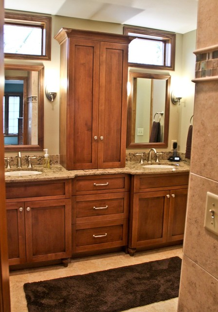Delafield Master bath remodel traditional bathroom