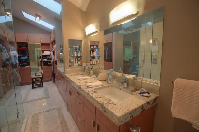 Eclectic edmonton bathroom design ideas remodels photos of for Bathroom decor edmonton