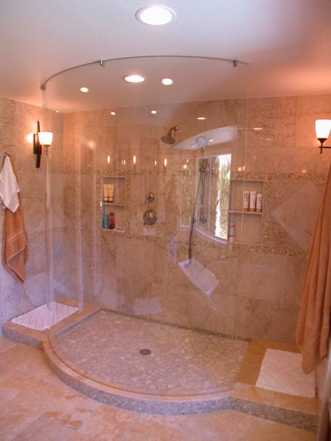 Delker Master Bath Contemporary Bathroom San Francisco By Amarant Des