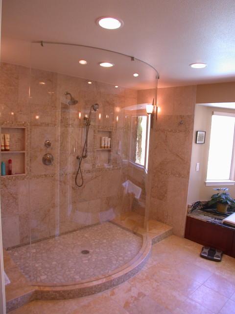Delker Master Bath Asian Bathroom San Francisco By Amarant Design And Build Center