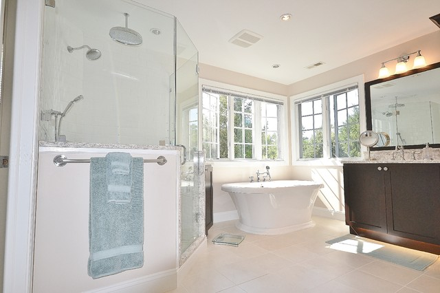 Deluxe West Chester Bathroom Transitional Bathroom Philadelphia By Chester County
