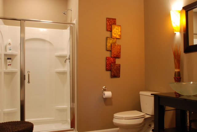 Denlinger Construction Services Inc Renovations  bathroom