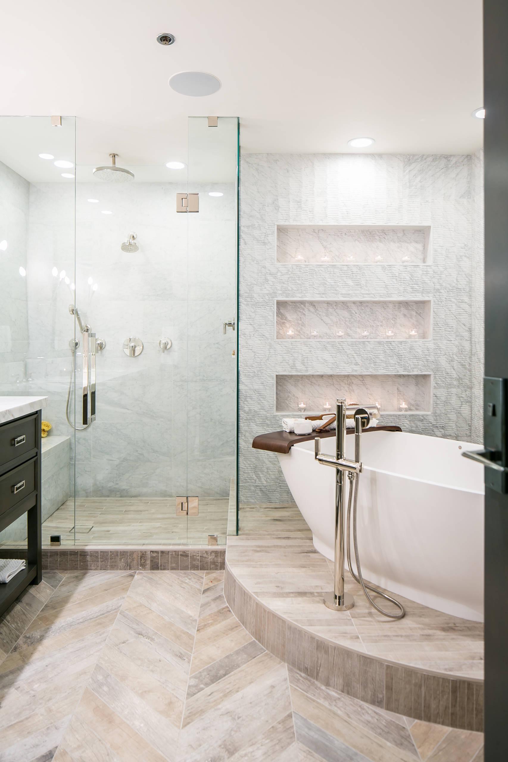 Denver Colorado Residence Bathroom