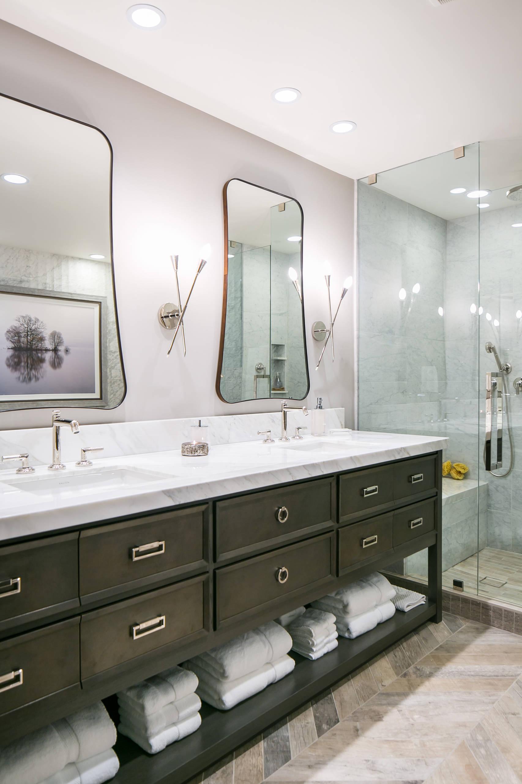 Denver Colorado Residence Loft Style BATHROOM