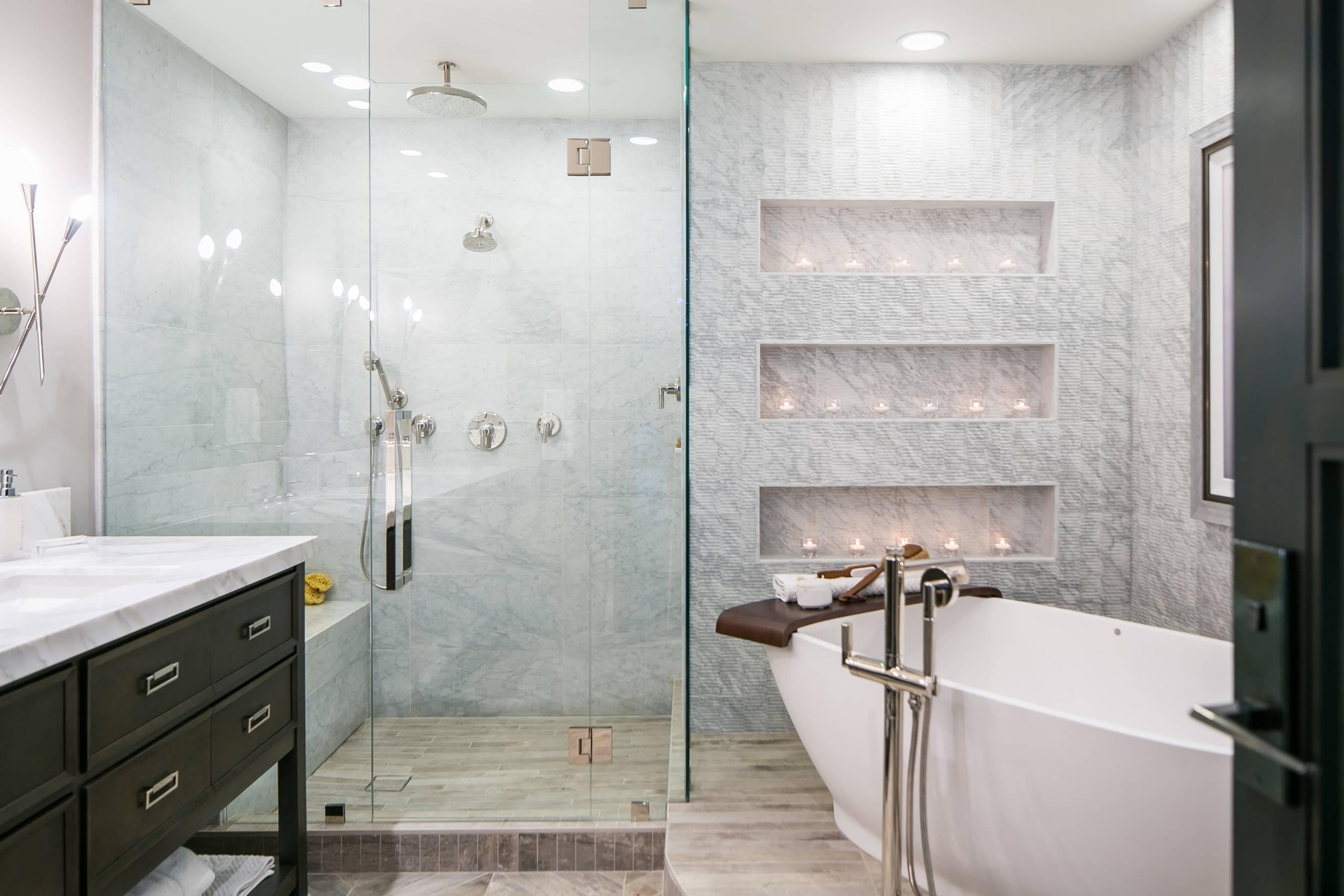 Denver Colorado Residence Loft Style MASTER BATH