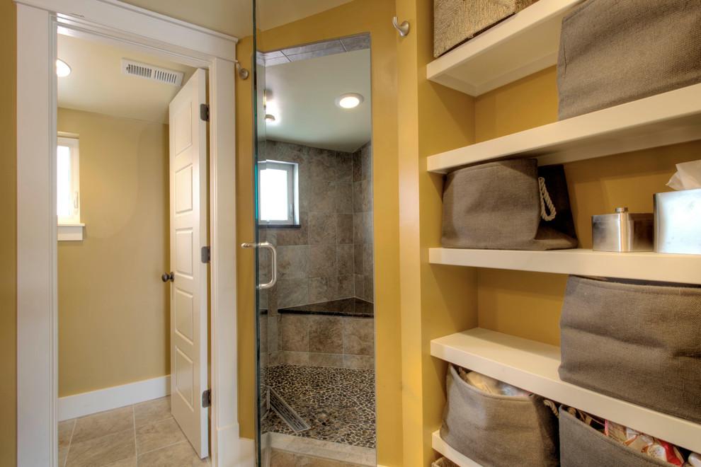Denver Highlands Pop Top - Traditional - Bathroom - Denver ...