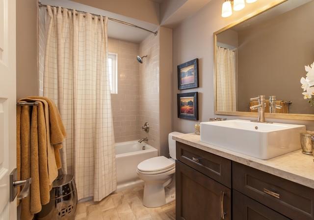 Denver Home Remodel Transitional Bathroom Denver