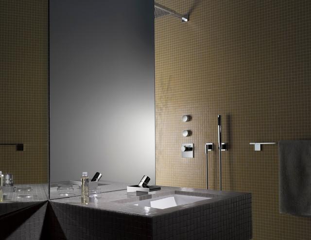 bathroom design showroom chicago deque bath and spa by dornbracht modern bathroom. beautiful ideas. Home Design Ideas