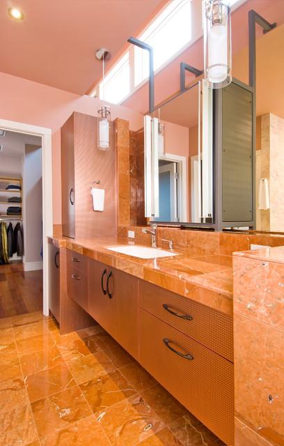 Deschutes Modern modern-bathroom