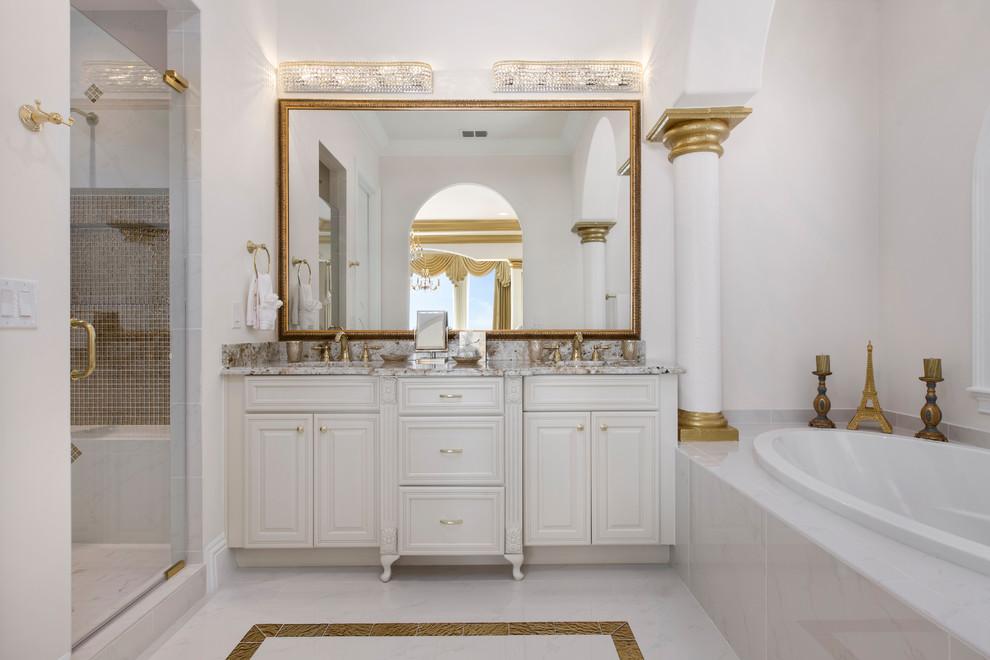 Desert Mountain Estate - Traditional - Bathroom - Orlando ...