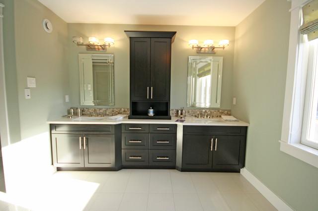 Desginer Showhome contemporary-bathroom