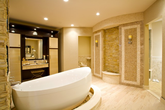 Roomscapes luxury design center showroom contemporary bathroom boston by roomscapes - Designer kitchen and bathroom ...