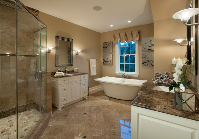Design Home 2012 Traditional Bathroom Philadelphia By Wpl Interior Design