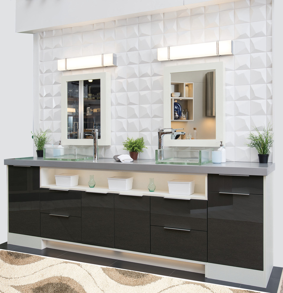 Design Ideas by Wellborn Cabinetry - Contemporary ...