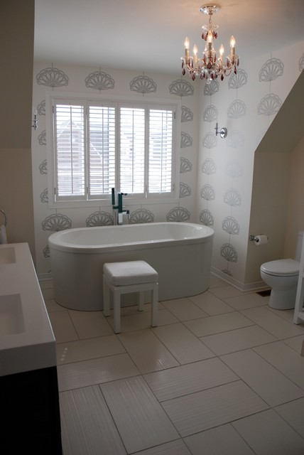Design int rieur montr al interior design montr al for Bathroom design montreal