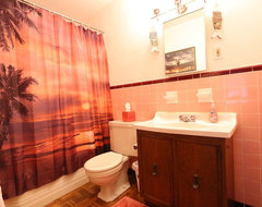 Vero Beach Florida - Coral Cottage at South Beach beach-style-bathroom