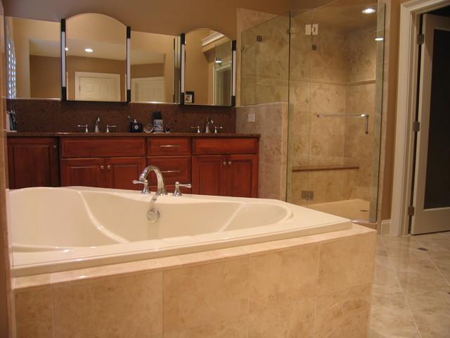 Design Solutions, Inc. traditional-bathroom
