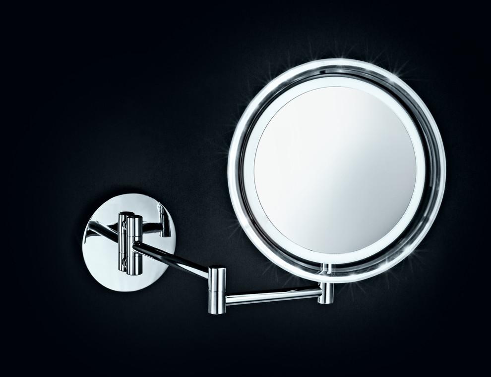Designer Cosmetic Makeup Magnifying Mirror - Contemporary ...