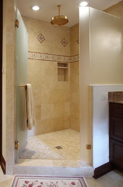 Designer master bath remodel for Bathroom remodel questions