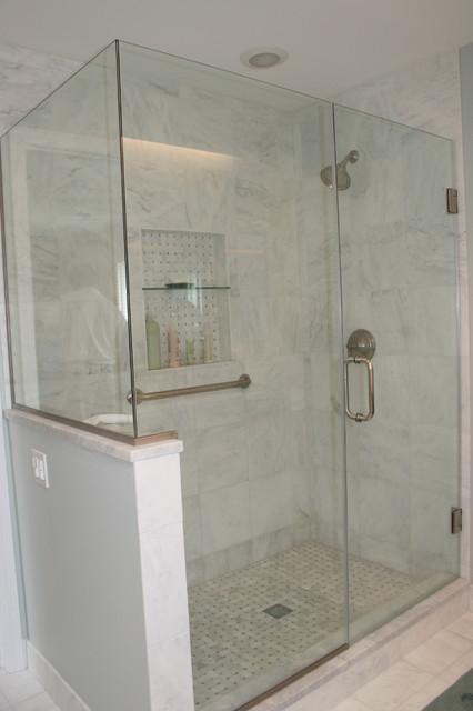 Designs By M, LLC Portfolio of Work traditional-bathroom