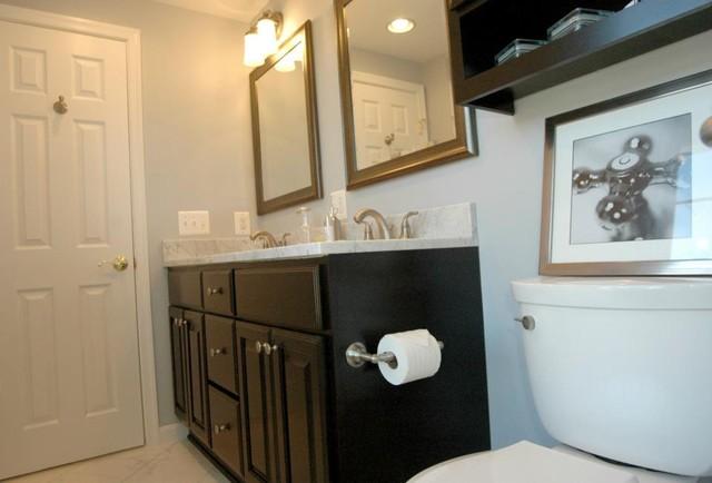 Designs by SKill Bathrooms traditional-bathroom