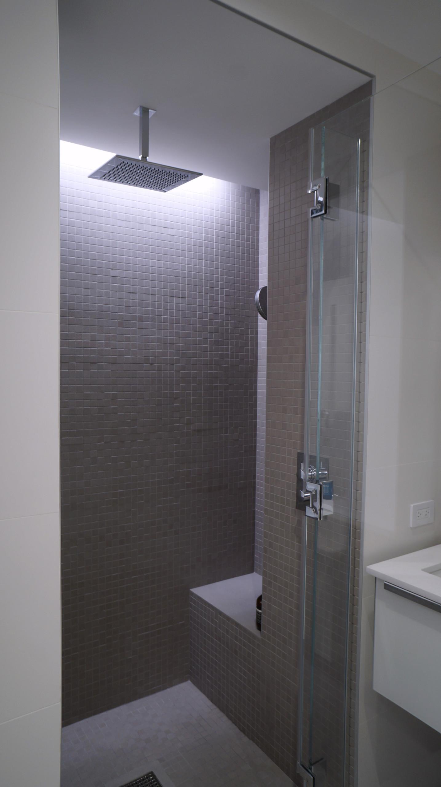 DETAIL - Master Bathroom Shower